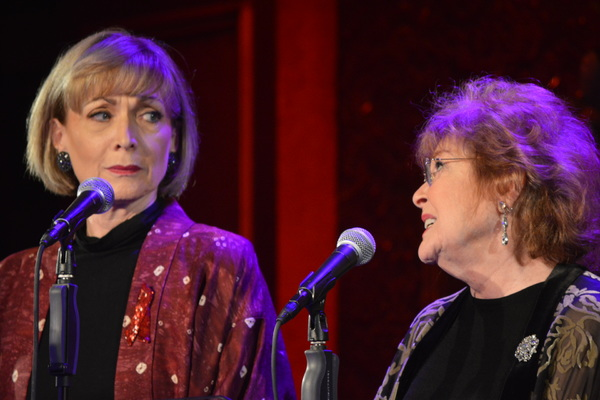 Dee Hoty, Anita Gillette