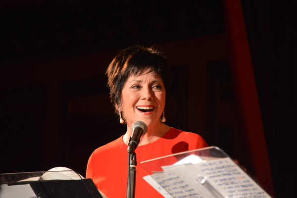 Photo Flash: 54 Below Sings Kander and Ebb's WOMAN OF THE YEAR