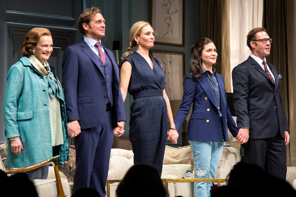 Blair Brown, Josh Lucas, Uma Thurman, Phillipa Soo, Martin Csokas