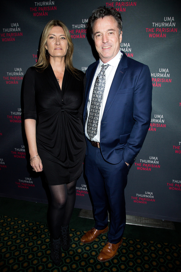 Photo Coverage: On the Opening Night Red Carpet for THE PARISIAN WOMAN!
