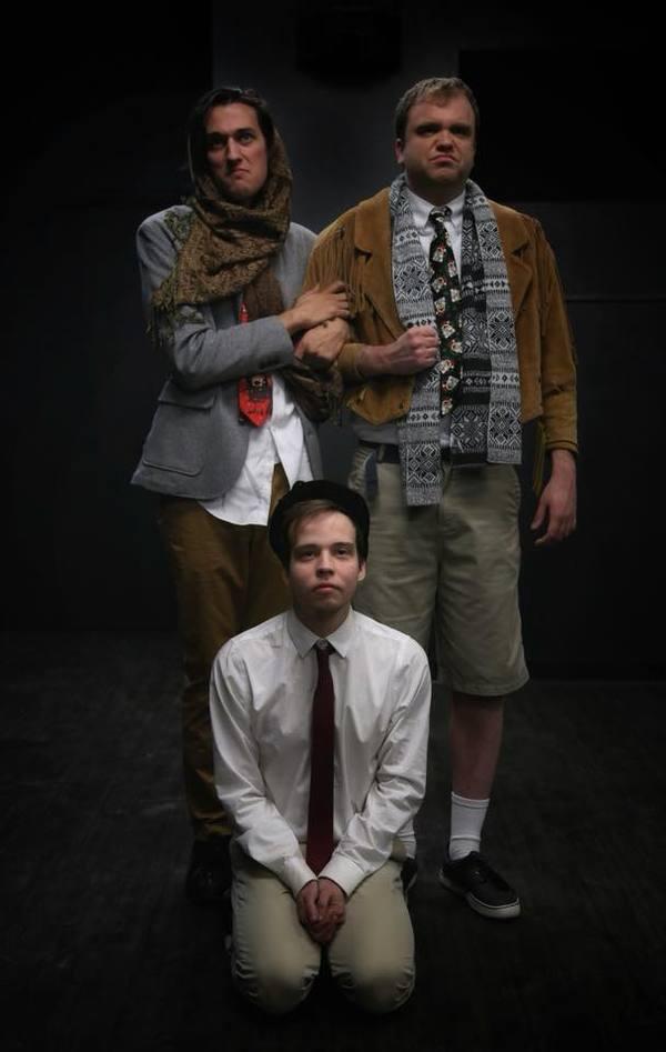 Matthew Lavigne, Chris Pelletier, Derek Smith