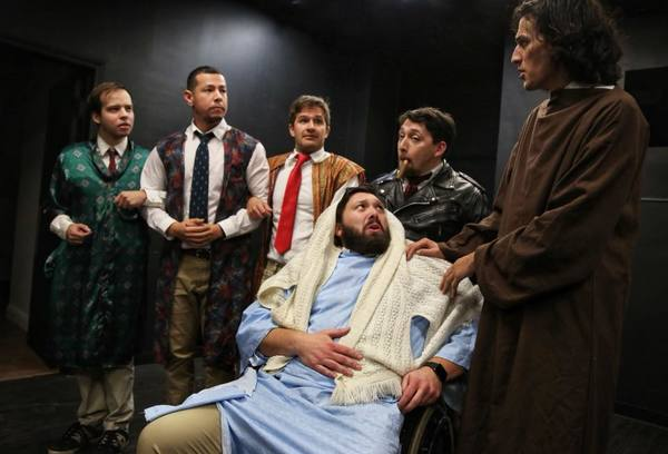 Chris Pelletier, Alvaro Beltran (Wise Man #2), Michael Puppi (Wise Man #3), Nick Thibeault, Christopher Plonka, Matthew Lavigne