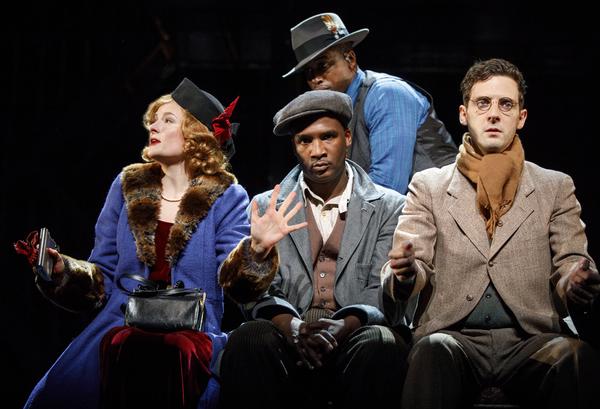 Louisa Jacobson, Jerod Haynes, Jason Bowen (back), and Joby Earle