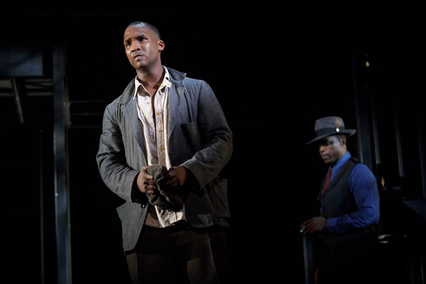 Photo Flash: First Look at Jerod Haynes and More in Nambi E. Kelley's NATIVE SON Adaptation at Yale Rep