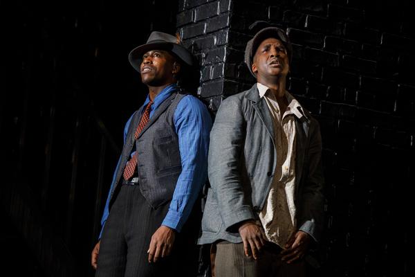 Jason Bowen and Jerod Haynes
