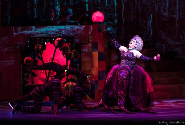 Photo Flash: First Look - Disney's THE LITTLE MERMAID Makes a Splash at Beck Center