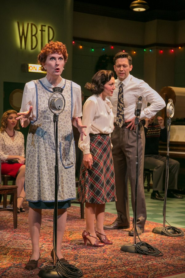 Photo Flash: The Shakespeare Theatre Of New Jersey presents IT'S A WONDERFUL LIFE: A Live Radio Play