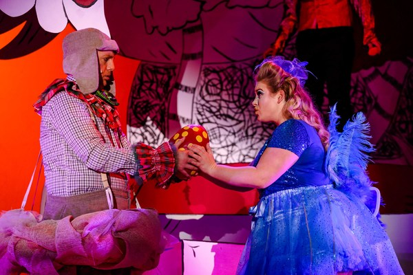 Photo Flash: Tacoma Little Theatre presents SEUSSICAL!