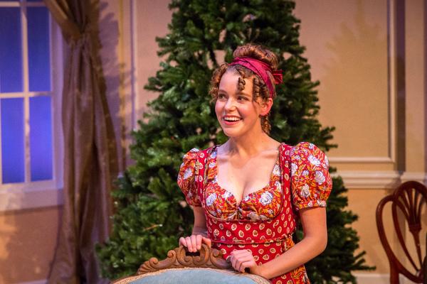 Devon Hales as Lydia Wickham