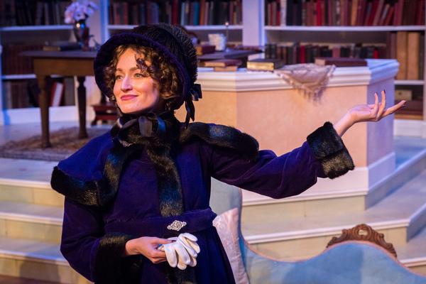 Galen Crawley as Anne De Bourgh