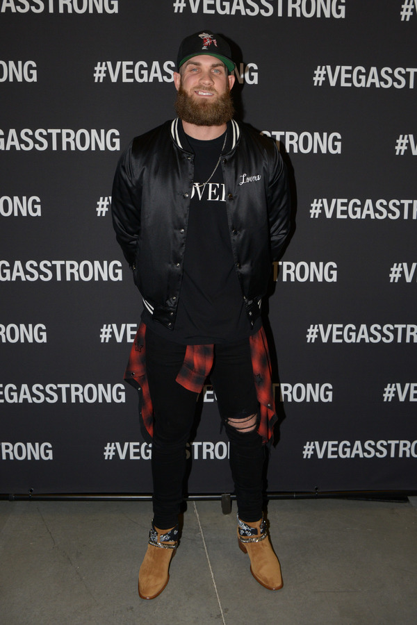 Photo Flash: Star-Studded Vegas Strong Benefit Concert Unites Las Vegas