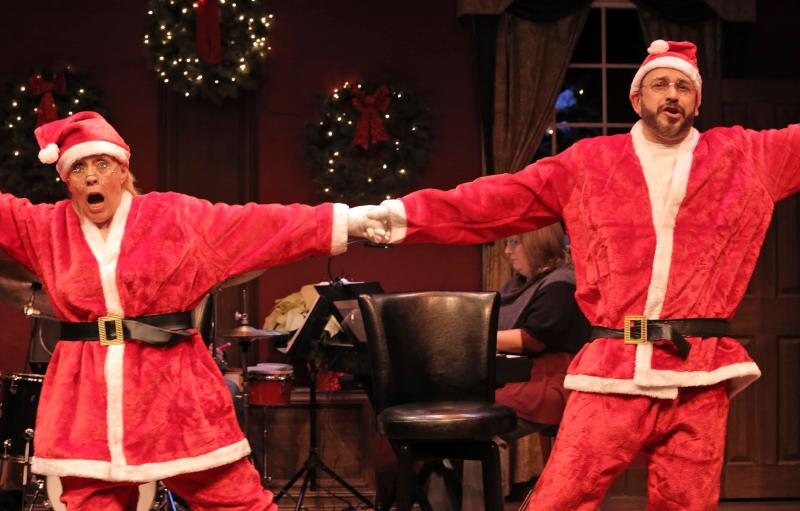 BWW Review: BROADWAY AT THE GOOD THEATER Serves Up Holiday Cheer