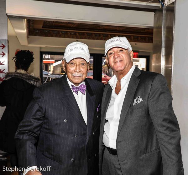 Former Mayor, Friar David Dinkins & Rinaldo Nistico Photo