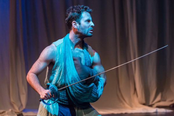 Photo Flash: PERICLES WET Makes World Premiere with Portland Shakes