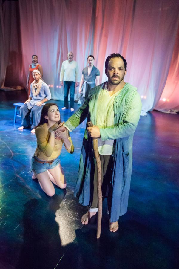 Andrea White, Murri Lazaroff-Babin, Dave Bodin, Samson Syharath, Shannon Mastel, Ben  Photo