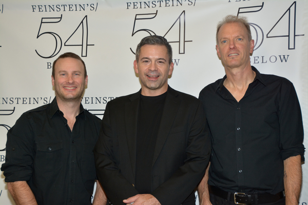 Michael Croiter, John Fischer and Brian Hamm