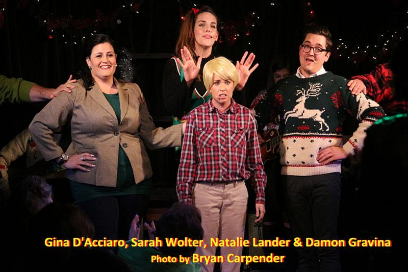 BWW Review: Rousing Vocals & Hilarity Rule UMPO HOME ALONE