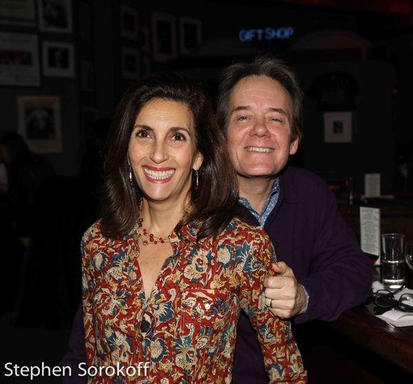 Barbara Fasano & eric Comstock