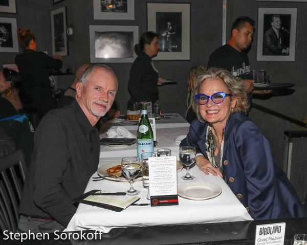Bill Moloney & Christine Ebersole