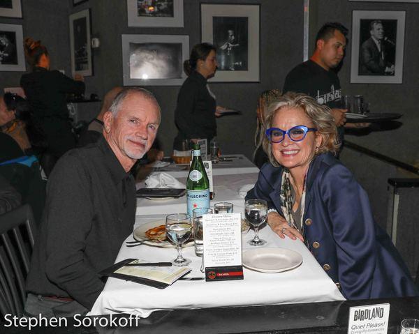 Bill Moloney & Christine Ebersole