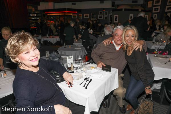 Photo Coverage: Chita Rivera, Christine Ebersole & More Attend Billy Stritch's 'Lucky To Be Me' at Birdland