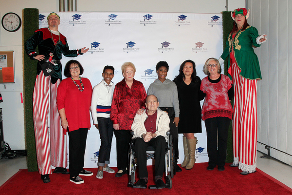 Photo Flash: Fulfillment Fund Throws 45th Annual Holiday Party