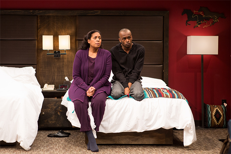 BWW Review:  CURVE OF DEPARTURE More Than Satisfies at Studio Theatre