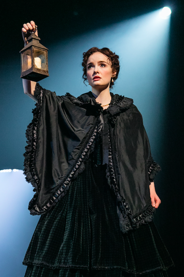 Photo Flash: First Look at Andrew Lloyd Webber's THE WOMAN IN WHITE