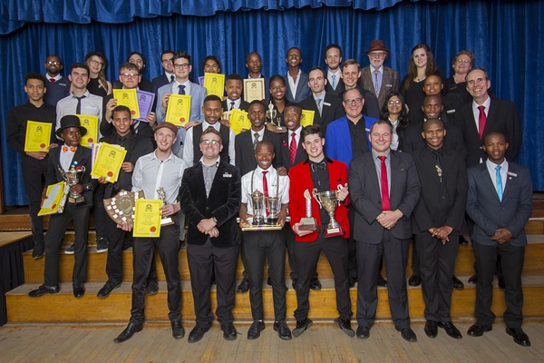 Photo Flash: Cape Town's College Of Magic Honours Its Brightest Stars At Glittering Graduation Ceremony