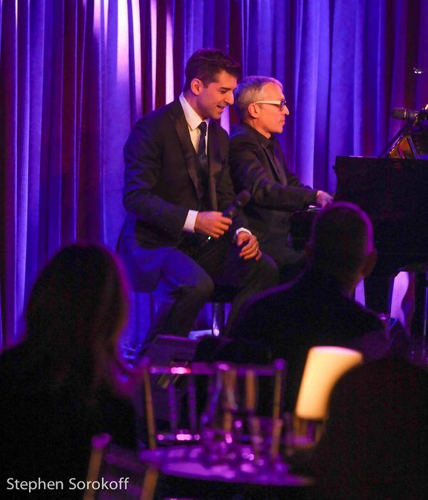Tony Yazbeck & Jerry Korman, musical director