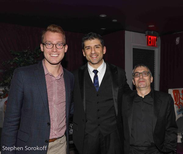 Daniel Dunlow, Tony Yazbeck, Jerry Korman,