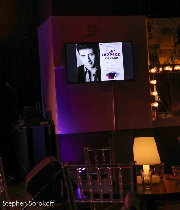 Photo Coverage: Tony Yazbeck Sings and Taps His Story At The Green Room 42