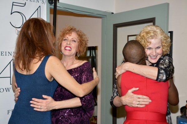 Colleen Dunn, Ruth Gottschall, Gwen Sarnoff and Brenda Braxton