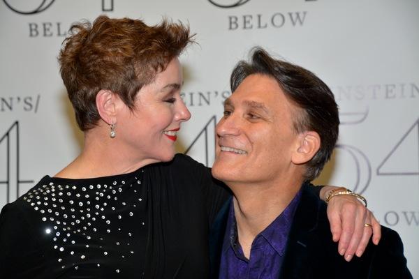 Christine Andreas and Bob Stillman Photo