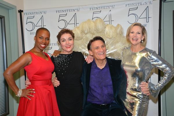 Brenda Braxton Christine Andreas, Bob Stillman and Randall Edwards
