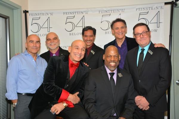 Photo Coverage: LEGS DIAMOND 30th Anniversary Concert at Feinstein's/54 Below