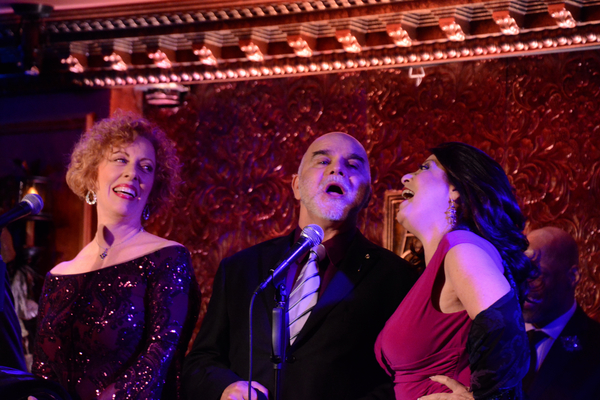 Ruth Gottschall, Mark Manley and Shaelynn Parker