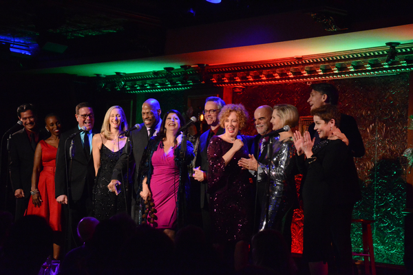 The Cast-Norman Wendall Kauahi, Brenda Braxton, Kevin Weldon, Jennifer Paulson Lee, Adrian Bailey, Shaelynn Parker, Jim Fyfe, Ruth Gottschall, Mark Manley, Randall Edwards, Bob Stillman and Christine Andreas