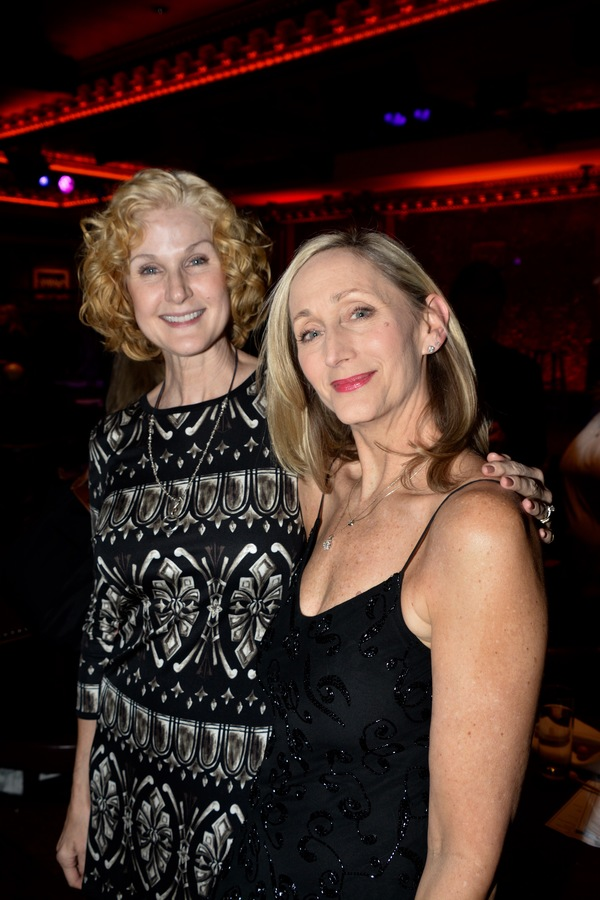 Gwen Sarnoff and Jennifer Paulson Lee