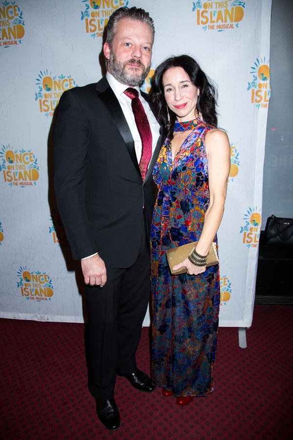 Jeremy Kushnier, Jenny Lee Stern