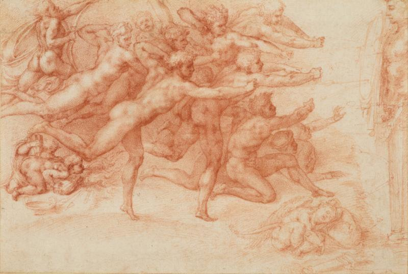 Michelangelo and More at the MET/METs