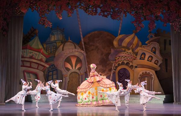 Photo Coverage: Nashville Ballet's  10th Year of NASHVILLE'S NUTCRACKER
