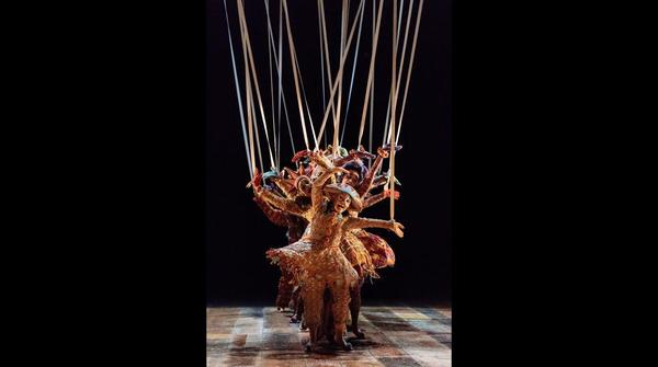 Photos: No Strings! First Look at PINOCCHIO at the National Theatre