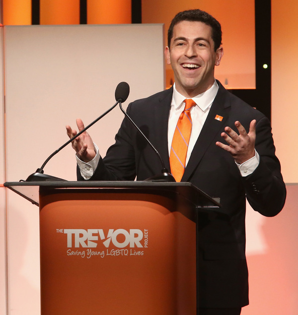 CEO and Executive Director at The Trevor Project Amit Paley