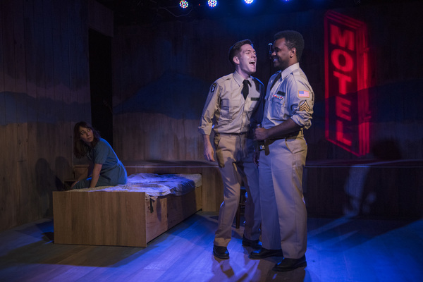 Photo Flash: First Look at Griffin Theatre Company's VIOLET