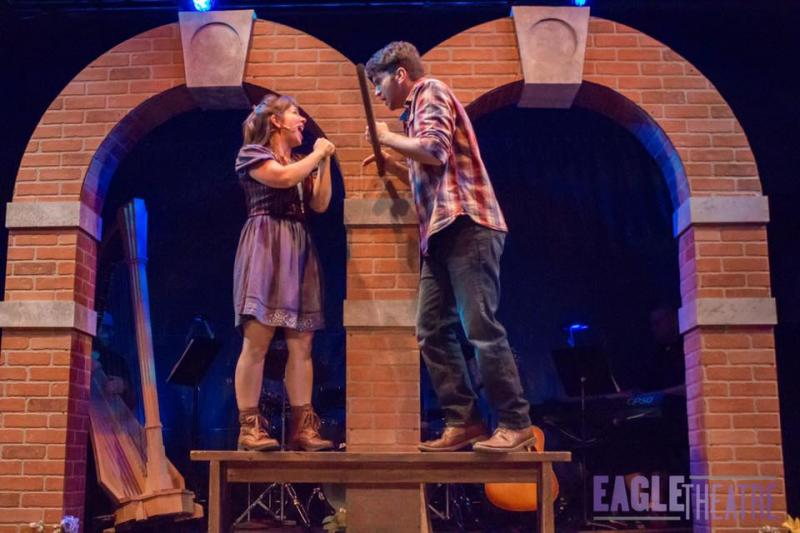 BWW Review: THE FANTASTICKS at the Eagle Theatre