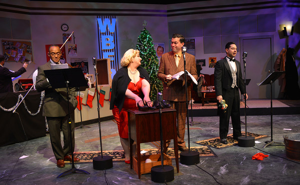 Photo Flash: IT'S A WONDERFUL LIFE: A LIVE RADIO PLAY at Shea's 710 Theatre
