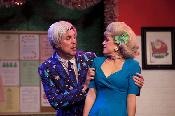 Photo Flash: Pantochino's SCHOOL FOR ELVES Extended in Milford