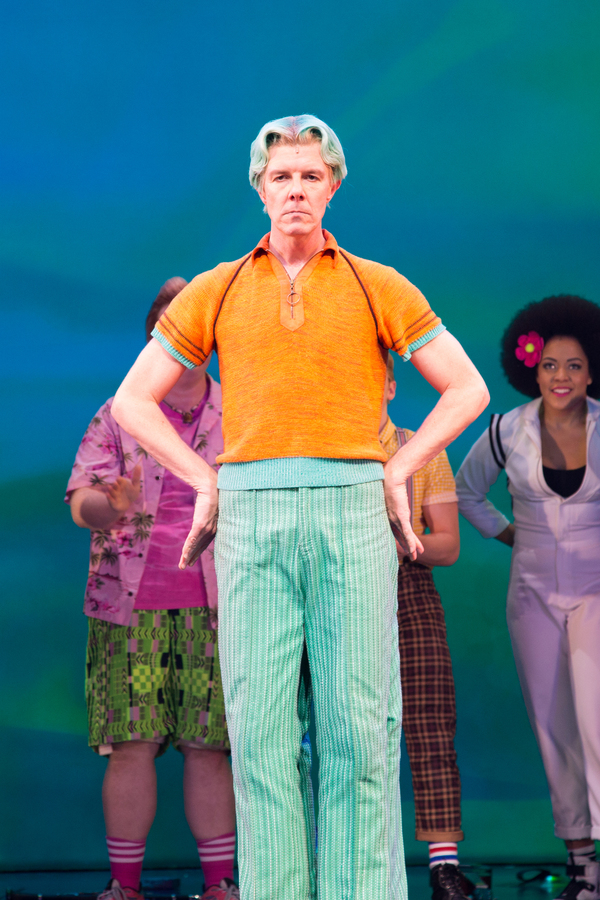 Photo Coverage: The Best Day Ever! SPONGEBOB SQUAREPANTS Takes Opening Night Bows