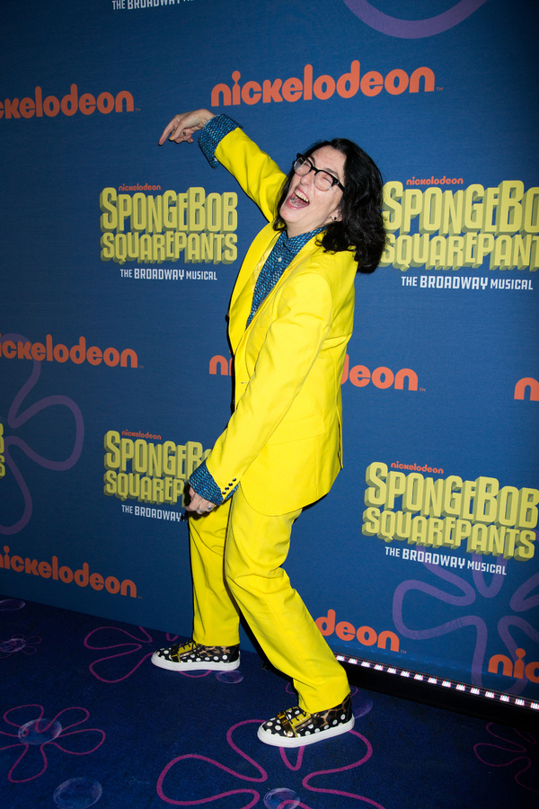 Photo Coverage: Sponges Unite! SPONGEBOB Cast Parties Hard on Opening Night!